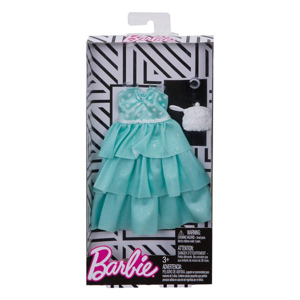 BARBIE COMPLETE LOOK FASHION (RANDOM ASSORTMENT)