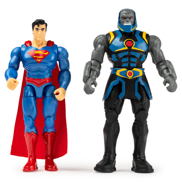 "DC 4"" FIGURE BATTLE PACK"