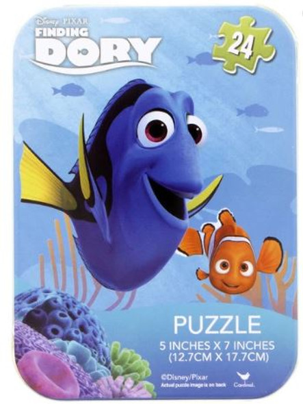 CARDINAL GAMES DORY MINI PUZZLES IN RECTANGLE TIN