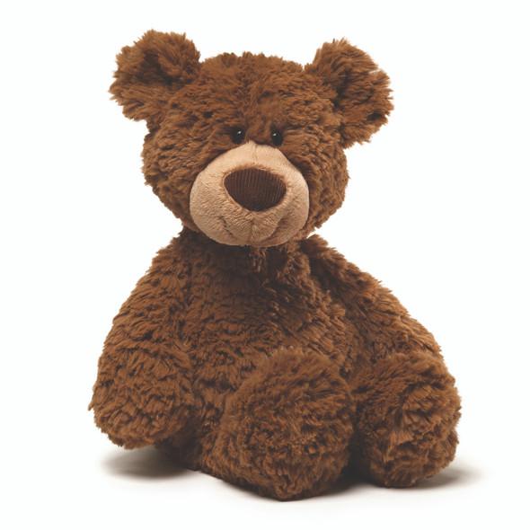 "PINCHY BROWN BEAR 17"""