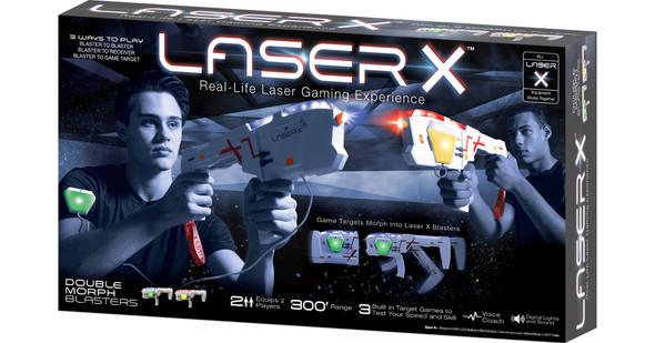 LASER X - LONG RANGE BLASTER DOUBLE