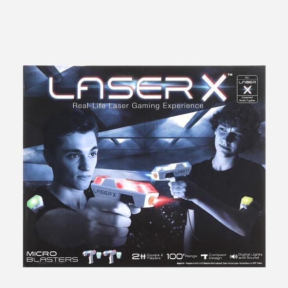 LASER X - MICRO DOUBLE BLASTERS