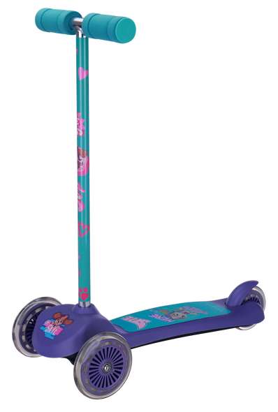 PAW PATROL GIRL TWIST SCOOTER