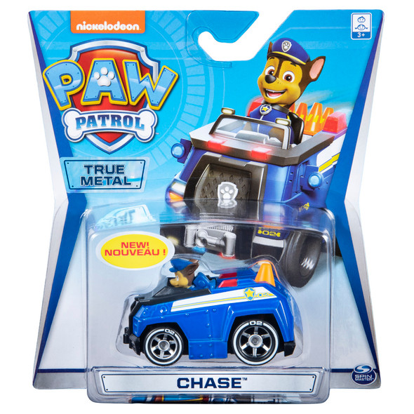 Chase diecast