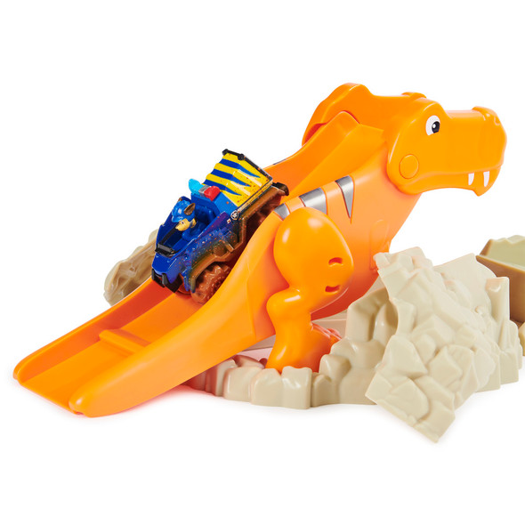 DINO RESCUE CHASE T-REX RESCUE SET