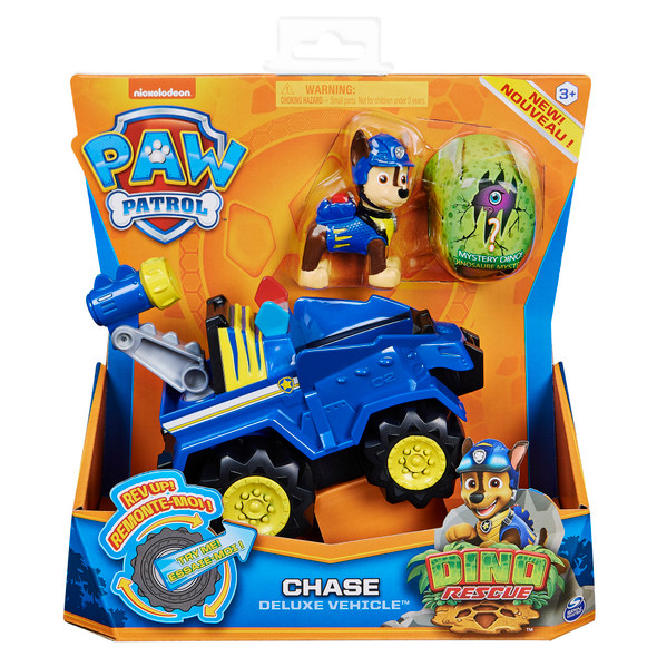 DINO DELUXE THEMED VEHICLES - CHASE
