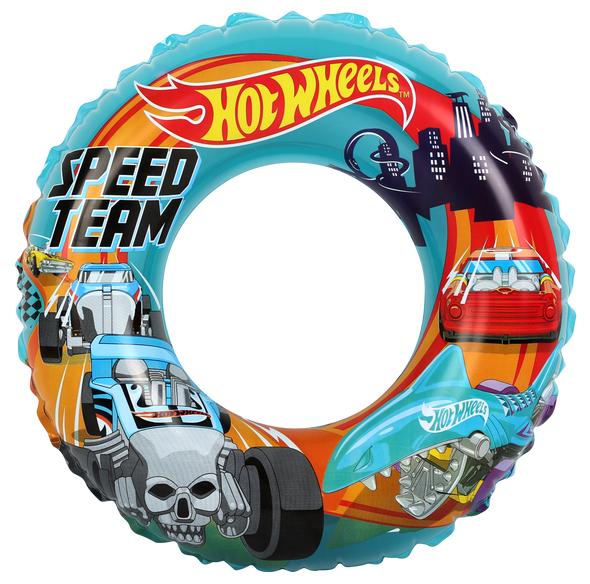 "HOT WHEELS 24"" SWIM RING 2020"