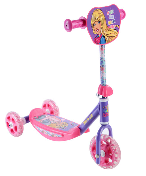 BARBIE TRI-SCOOTER 2021