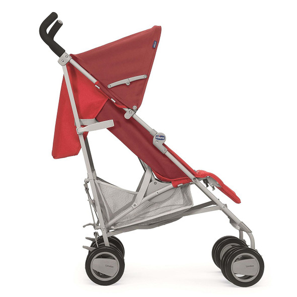 CHICCO STROLLER LONDON UP (RED)