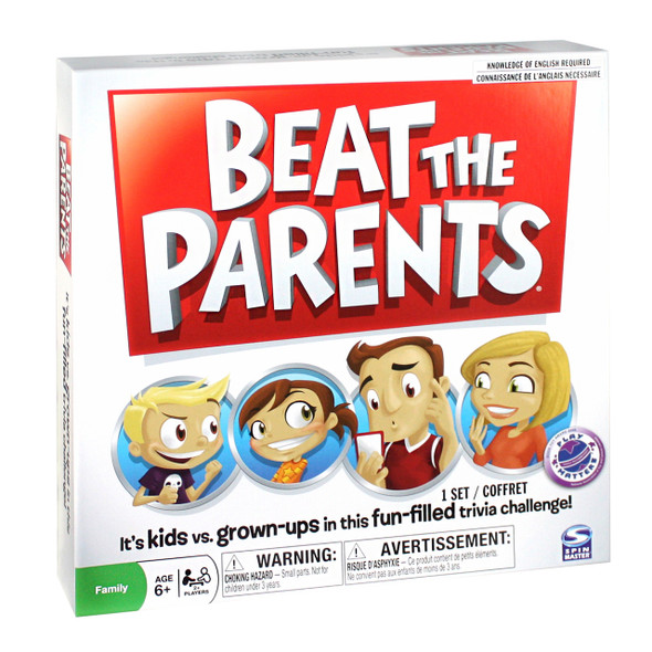 SPIN GAMES BEAT THE PARENTS