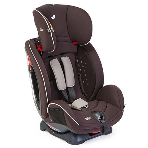 JOIE STAGES CAR SEAT (FRENCH ROAST)