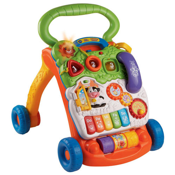 VTECH 1ST STEP BABY WALKER