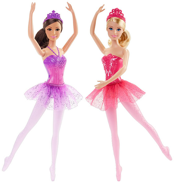 BARBIE BALLERINA ASSORTMENT