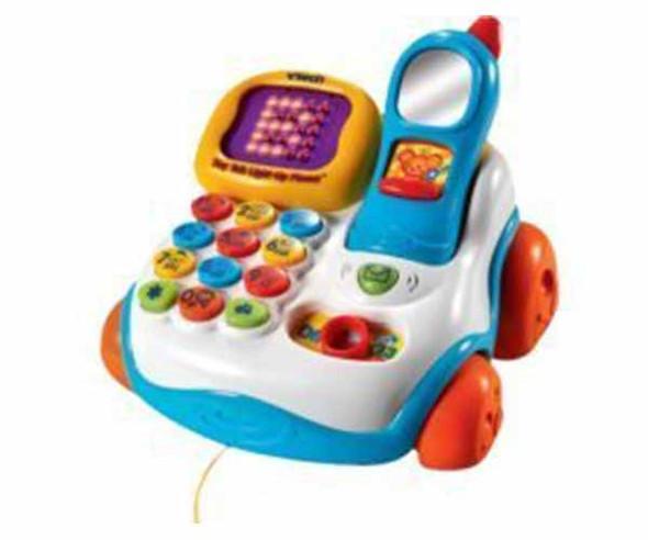 TINY TALK LIGHT UP PHONE