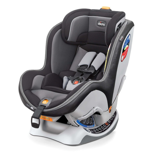 CHICCO NEXTFIT ZIP CAR SEAT (ANDROMEDA GRAY)