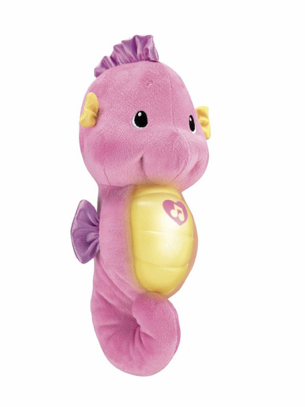 SOOTHE AND GLOW SEAHORSE (PINK)