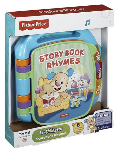 STORYBOOK RHYMES BOOK