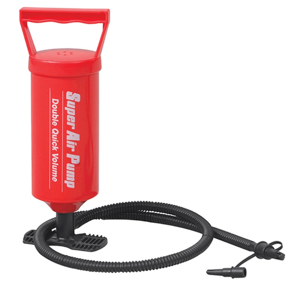 "JILONG 12"" INFLATION HAND PUMP"