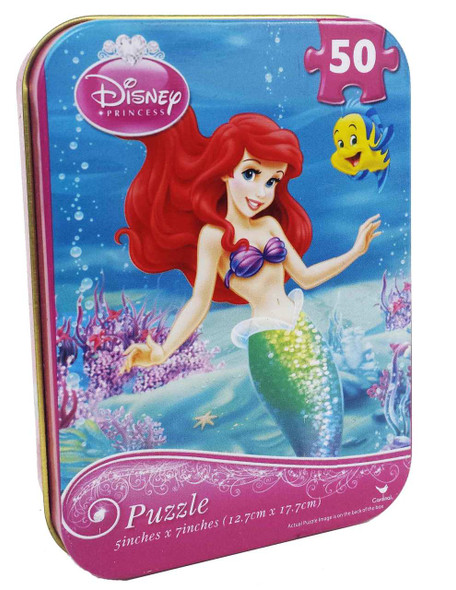 CARDINAL GAMES ARIEL MINI PUZZLES IN RECTANGLE TIN