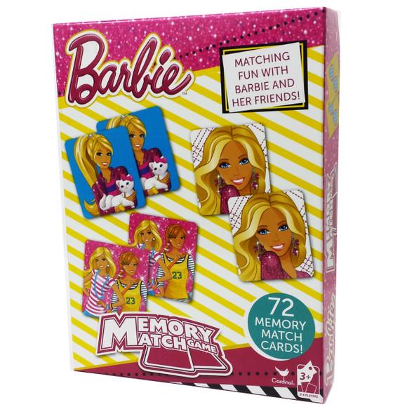 BARBIE MEMORY MATCH