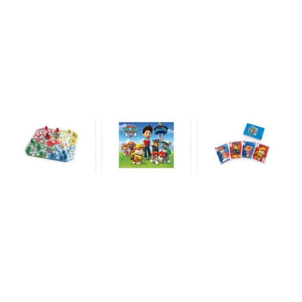 CARDINAL GAMES PAW PATROL GAME BUNDLE