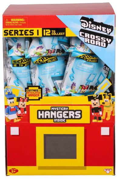 DISNEY CROSSY ROAD SEASON 1 FIGURES KEYCHAIN