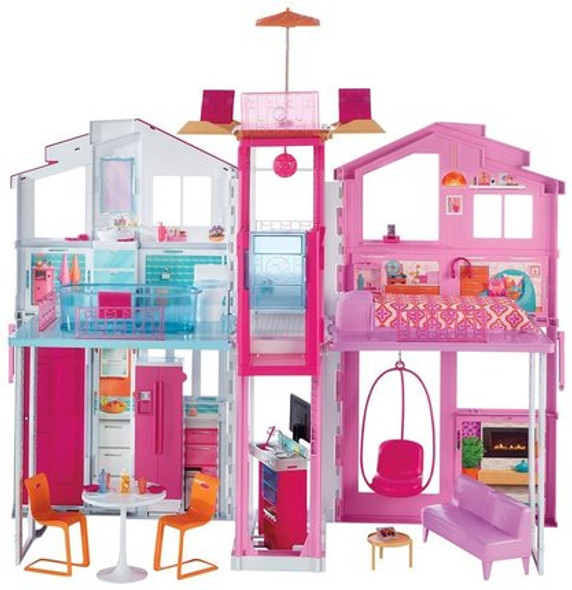 BARBIE 3-STOREY TOWNHOUSE