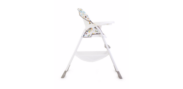JOIE MIMZY SNACKER HIGHCHAIR (ALPHABET)