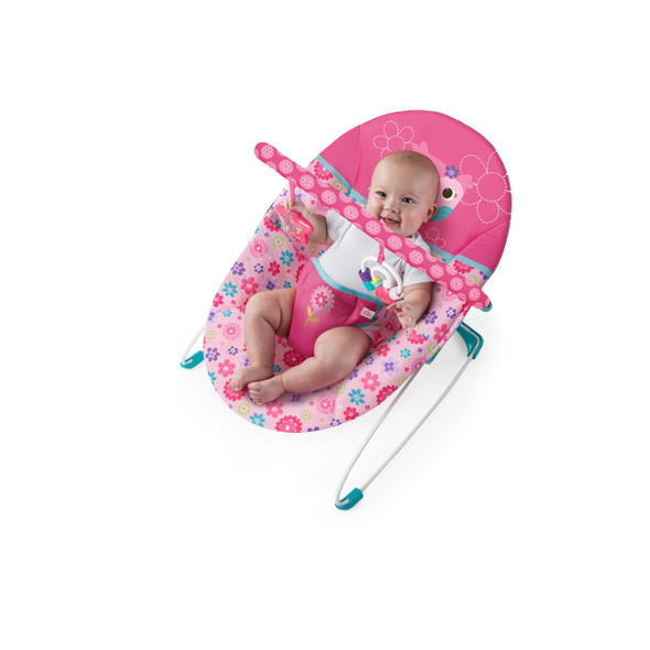 BRIGHT STARTS HAPPY FLOWERS BOUNCER