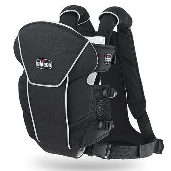 CHICCO ULTRASOFT CARRIER (BLACK)