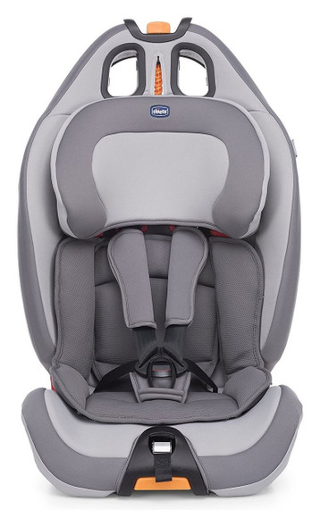 CHICCO GRO-UP 123 CAR SEAT (SILVER)