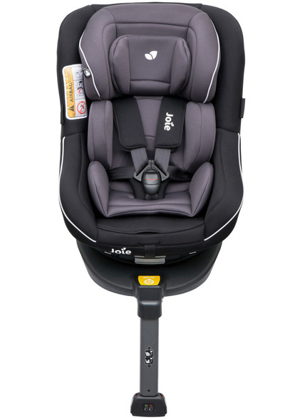 JOIE SPIN 360 CAR SEAT (TWO TONE BLACK)