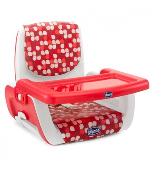 CHICCO MODE BOOSTER SEAT (SCARLET)