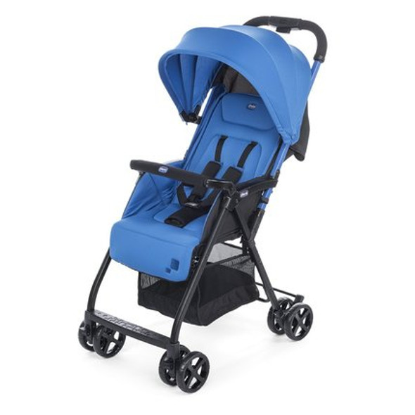 CHICCO OHLALA STROLLER (POWER BLUE)