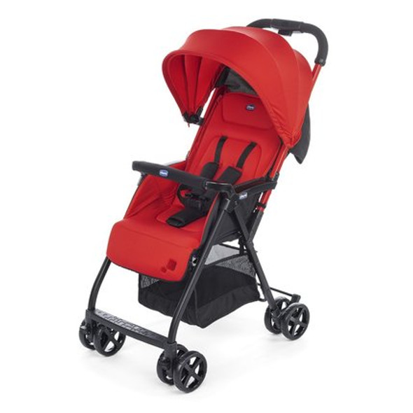 CHICCO OHLALA STROLLER (PAPRIKA)