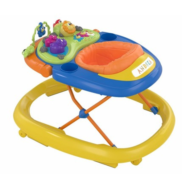 CHICCO WALKY TALKY BABY WALKER (SUNNY)