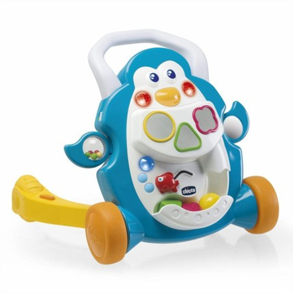 CHICCO PENGUIN ACTIVITY WALKER
