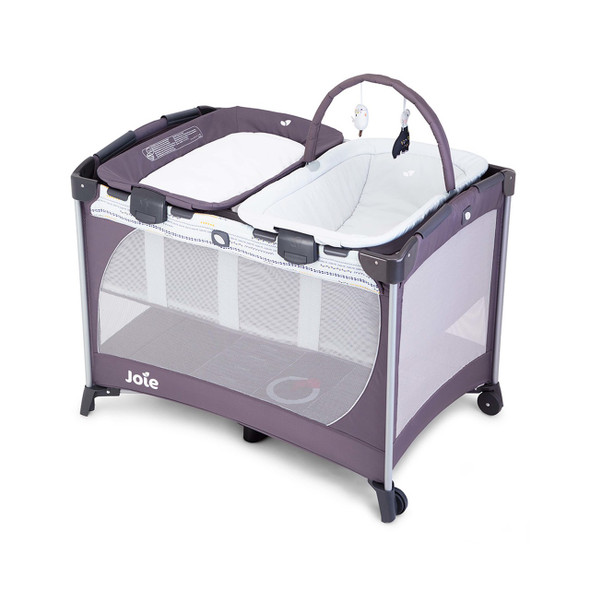 JOIE COMMUTER CHANGE & SNOOZE WITH BASSINET (KHLOE AND BERT GRAY)