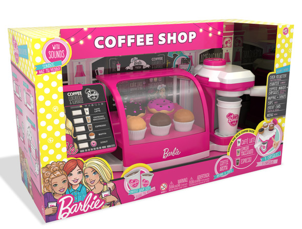 BARBIE COFFEE STORE