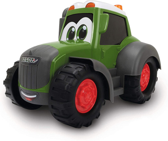 DICKIE TOYS HAPPY TRACTOR (STYLES MAY VARY)
