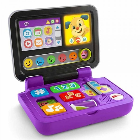 FISHER PRICE LAUGH & LEARN® CLICK & LEARN LAPTOP