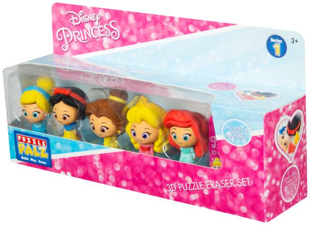 DISNEY PRINCESS PUZZLE PALZ GIFT BOX (CONTAINS 6 PUZZLE PALZ)
