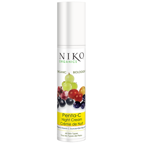 Organic Penta-C Night Cream