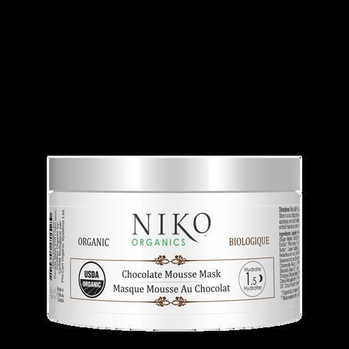 Organic Chocolate  Mousse Mask 113 g/4 oz