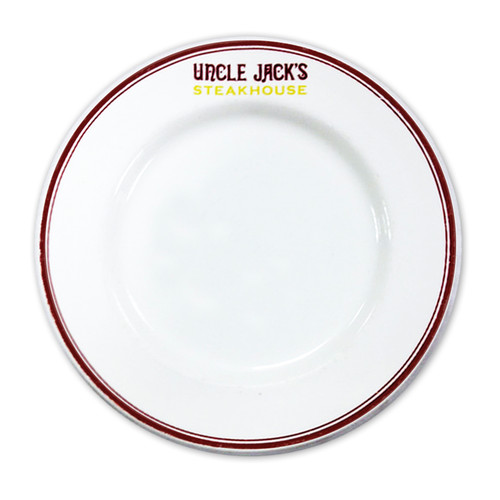 Used Uncle Jack's Logo Plate