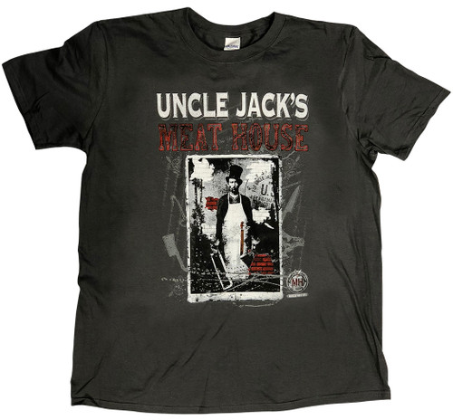TEE Butcher Dark Grey Short Sleeve