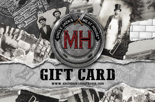 Buy $50 Gift Card get $10 Free *MEATHOUSE PROMO*