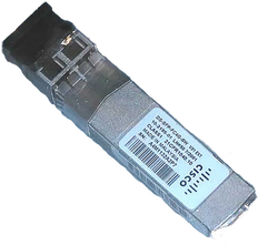 Cisco DS-SFP-FC8G-LW 2/4/8-Gbps Fibre Channel-Longwave SFP+ LC Transceiver