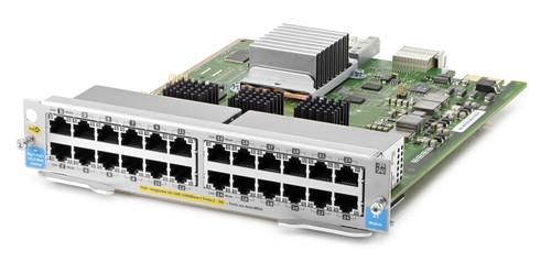 HP J9534A 24-Port Gigabit PoE+ v2 zl Switch Module