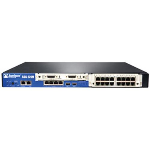 Juniper SSG-5-SB SSG5 7-Port Fast Ethernet 128 MB Secure Services Gateway
